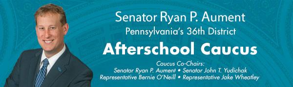 Senator Ryan Aument E-Newsletter